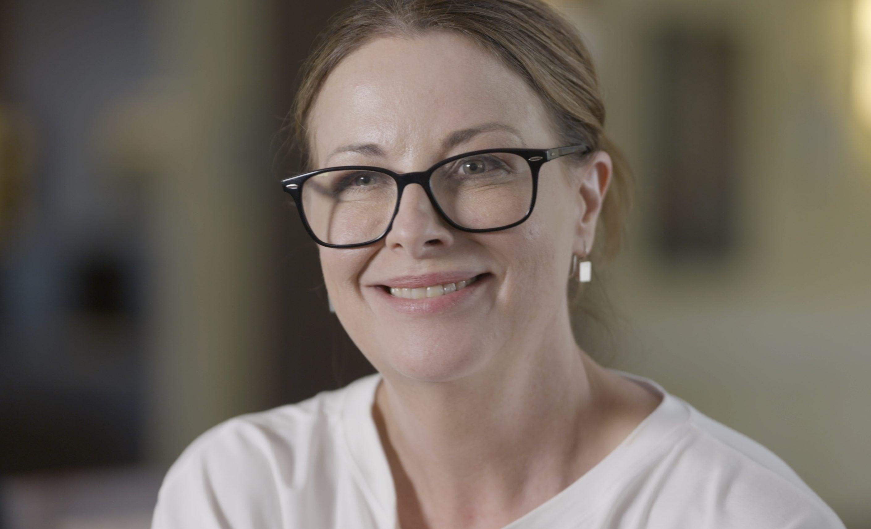 Dementia and human rights advocate Daniella Greenwood