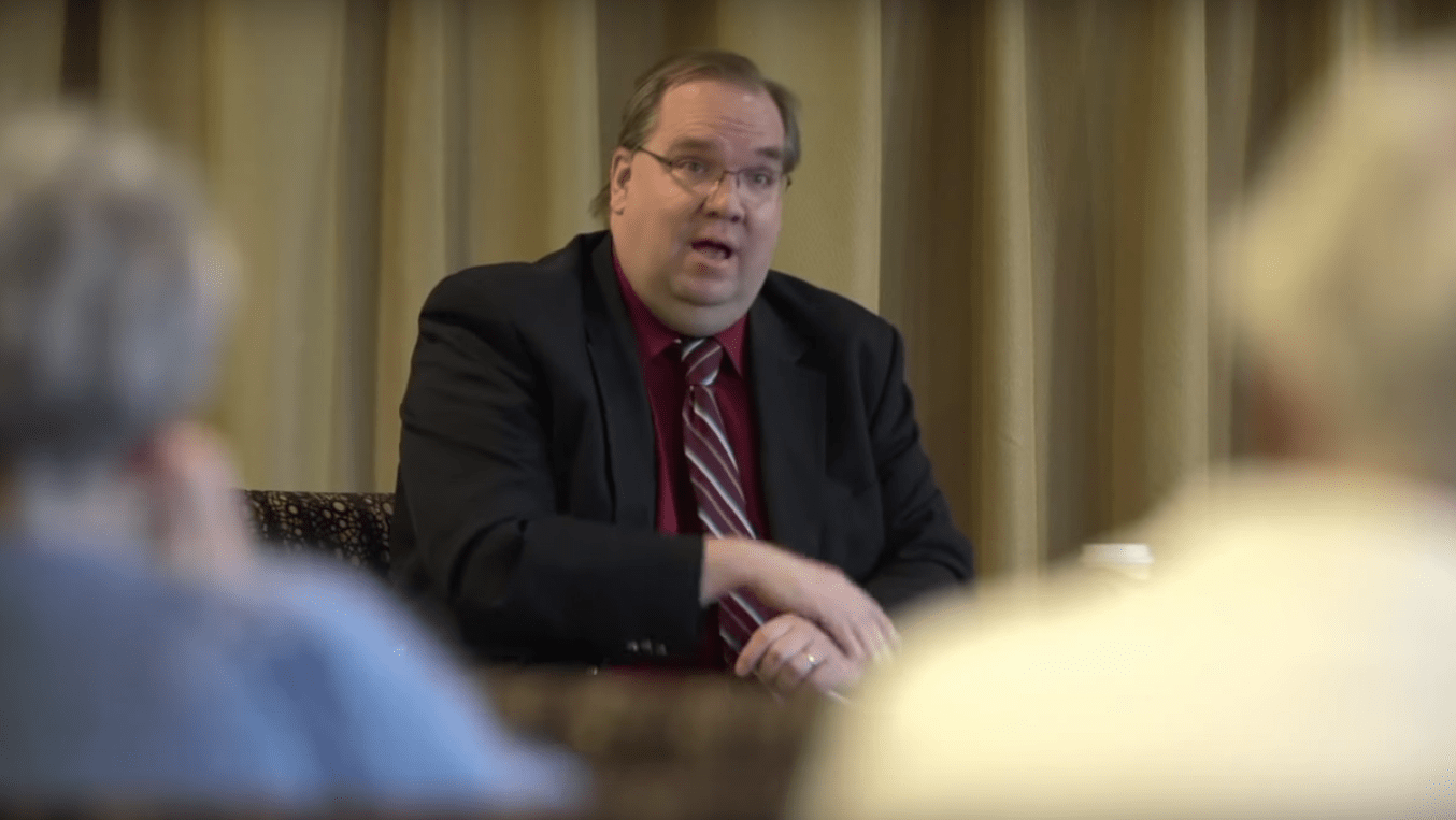 MRU Political Science professor Duane Bratt