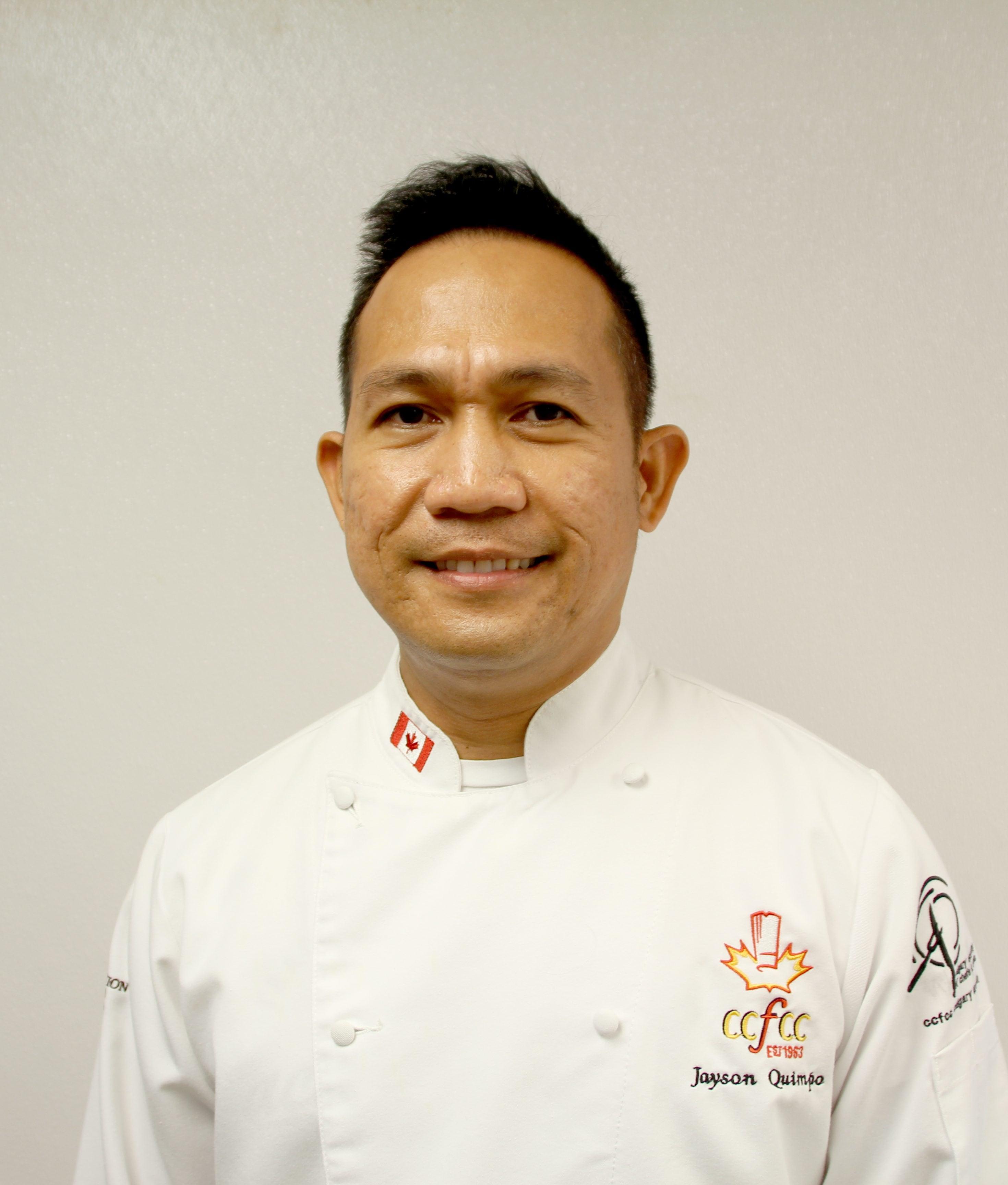 Fish Creek chef Jayson Quimpo