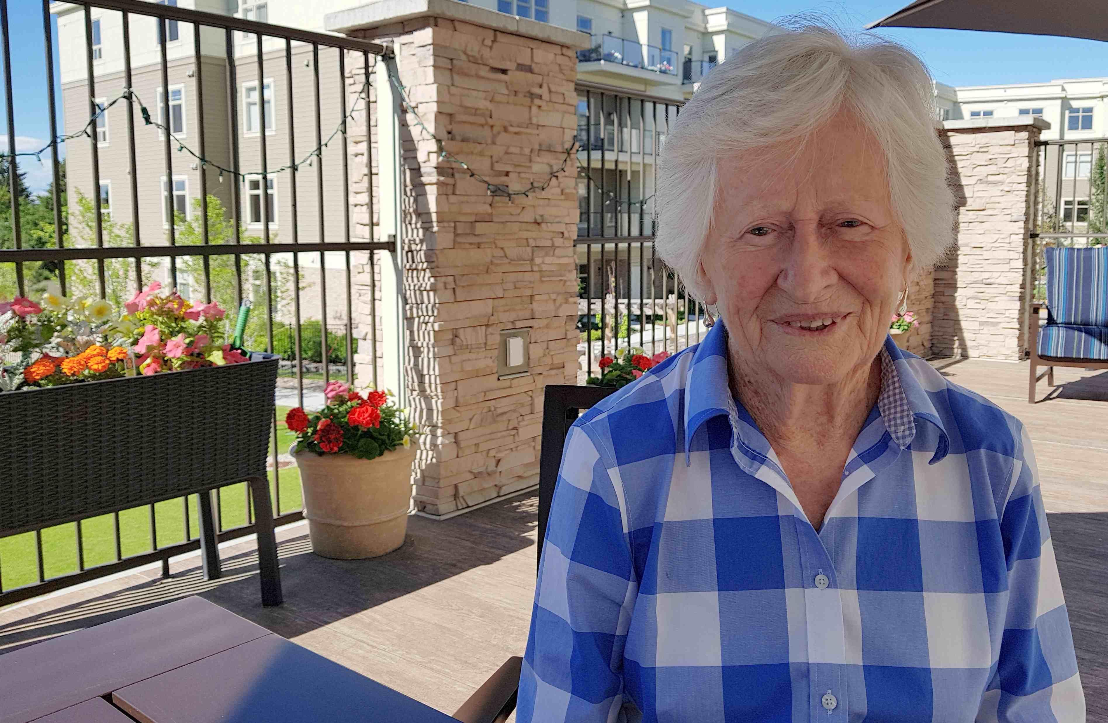 Joan Hutton recalls some of her Stampede memories