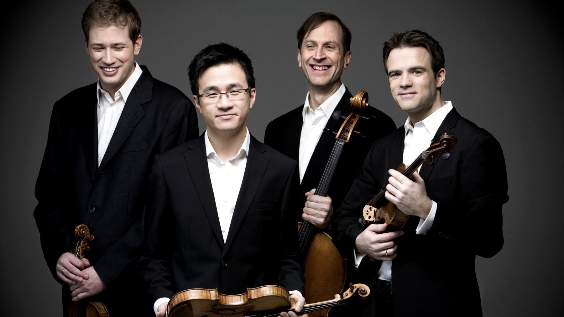 The New Orford String Quartet