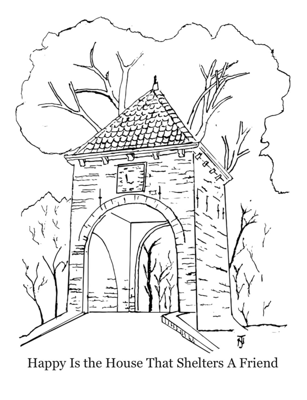 """Archway"" by Nick Jongeling"
