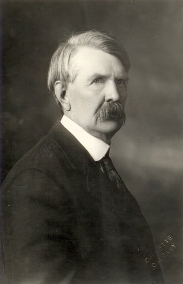 George Lane helped raise funds to launch the first Calgary Stampede