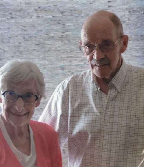 Marina and Frank Vettergreen